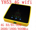 Unlocked Y853 4G Wifi Router Alcatel One Touch Y853 4G Mobile Hotspot 3g 4g dongle mfi pocket pk Y855 Y800 760S 762S e589 e3276