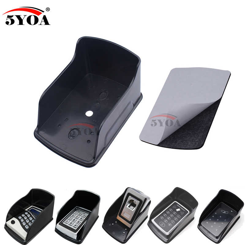 Rain Cover Rainproof Fingerprint Access Controller Shell Waterproof Cover For Rfid Metal Access Control Keypad