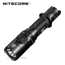 2018 Nitecore P26 1000 Lumens CREE XP L HI V3 LEDความสว่างตัวแปรแบบอนันต์ยุทธวิธีไฟฉาย