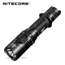 2018 Nitecore P26 1000 루멘 크리어 XP L HI V3 LED 무한 가변 밝기 전술 손전등