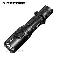 2018 Nitecore P26 1000 lumenów CREE XP L HI V3 LED bezstopniowa jasność taktyczna latarka