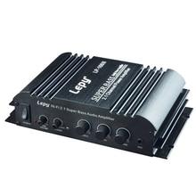 LP-168S 2.1 каналов автомобиля Усилители домашние 3.55 мм Аудио проводной 168 S мини Hi-Fi стерео Бас Выход Мощность США Plug