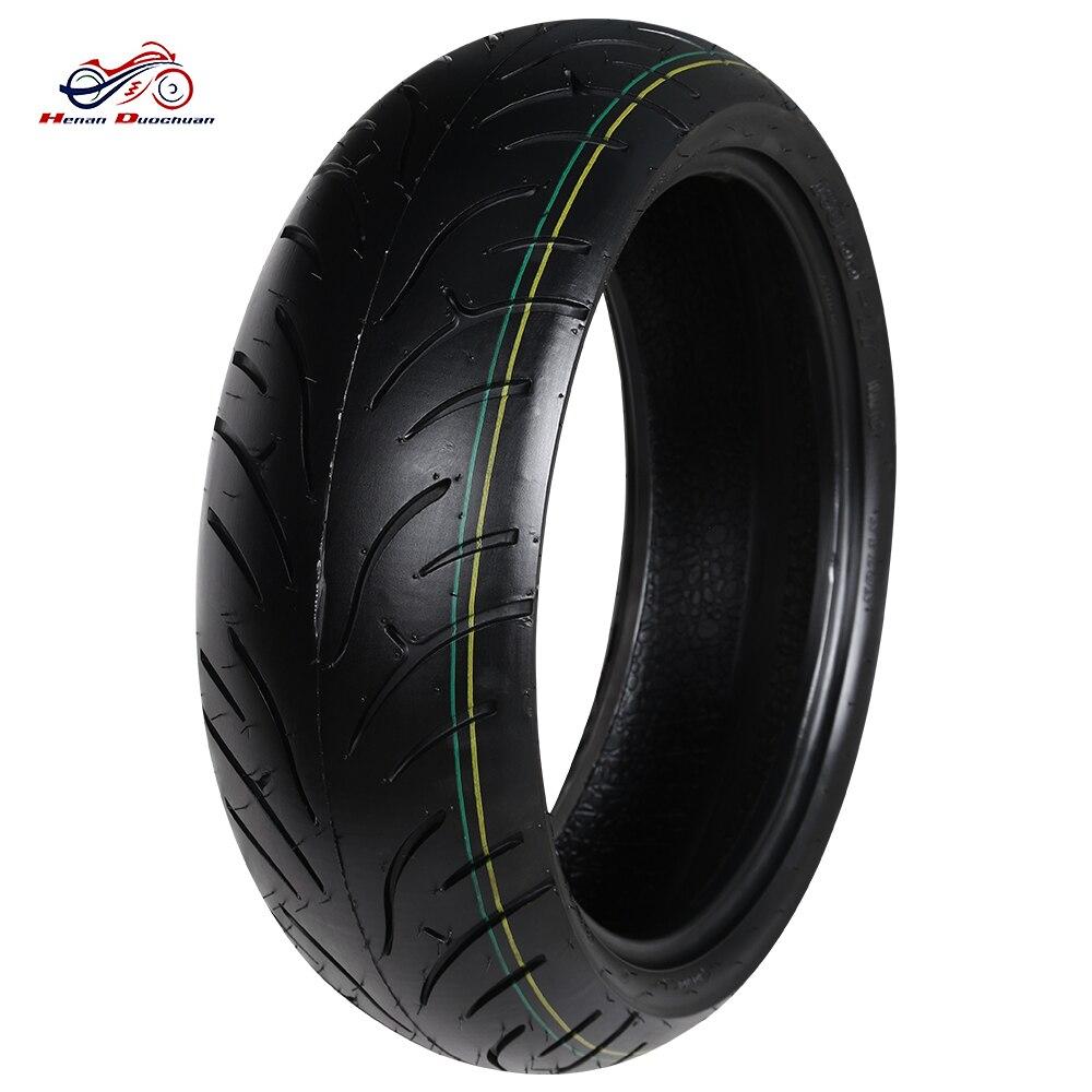 Pneus moto 180 55 17 pneu sous vide pour Honda Yamaha avant Scooter moto jante pneus Tubeless 180/55ZR17 # b
