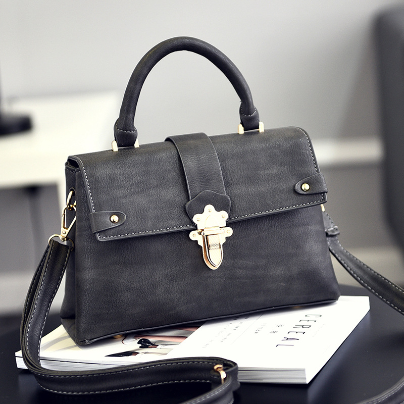 Women Bag 2017 New Bags Korean Stereotypes Fashion Ladies Packet Elegant Trend Of Messenger Shoulder Handbag