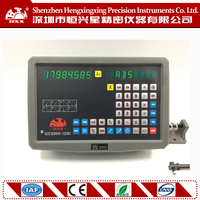 hxx new digital readout ce certification GCS900-1DB/ dro display system with one piece