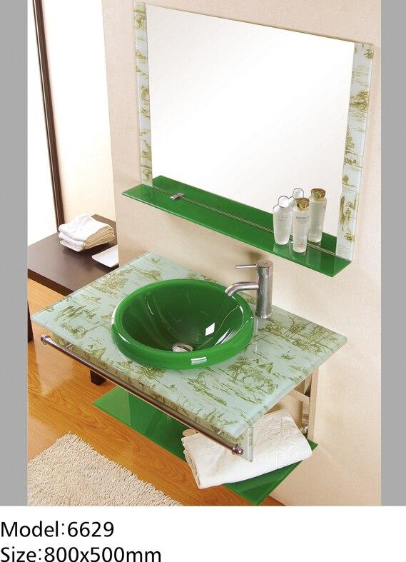 Toilet ceramic basin wash basin combination of glass marble pool ...