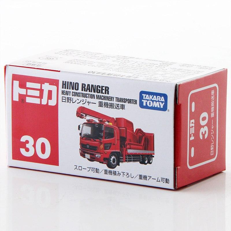 Takara Tomy Tomica Morita Wildfire Truck 1:100 Premium No