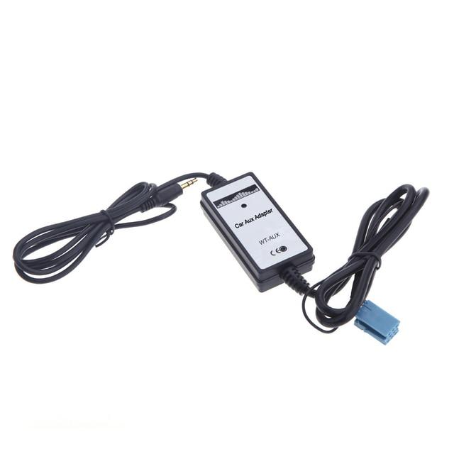 Автомобильный MP3-плеер радио Интерфейс Aux-адаптер для Audi хор концертная симфония