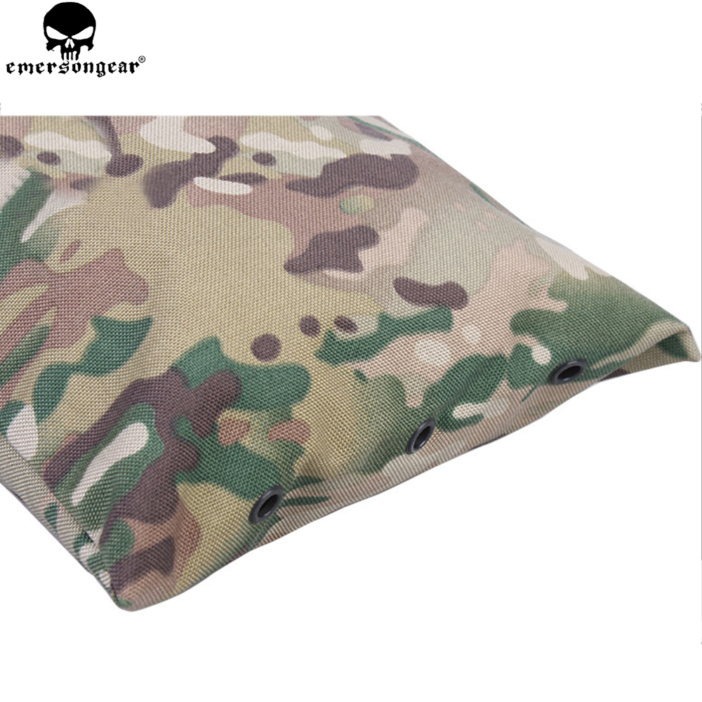EMERSONGEAR Drop Pouch Tactical Sundries Folding Dump Pouch Airsoft - Jakt - Foto 5