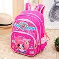 Girls School Bags Princess Elsa Schoolbags Children Backpack kids Cartoon Primary Bookbag Kids Mochila