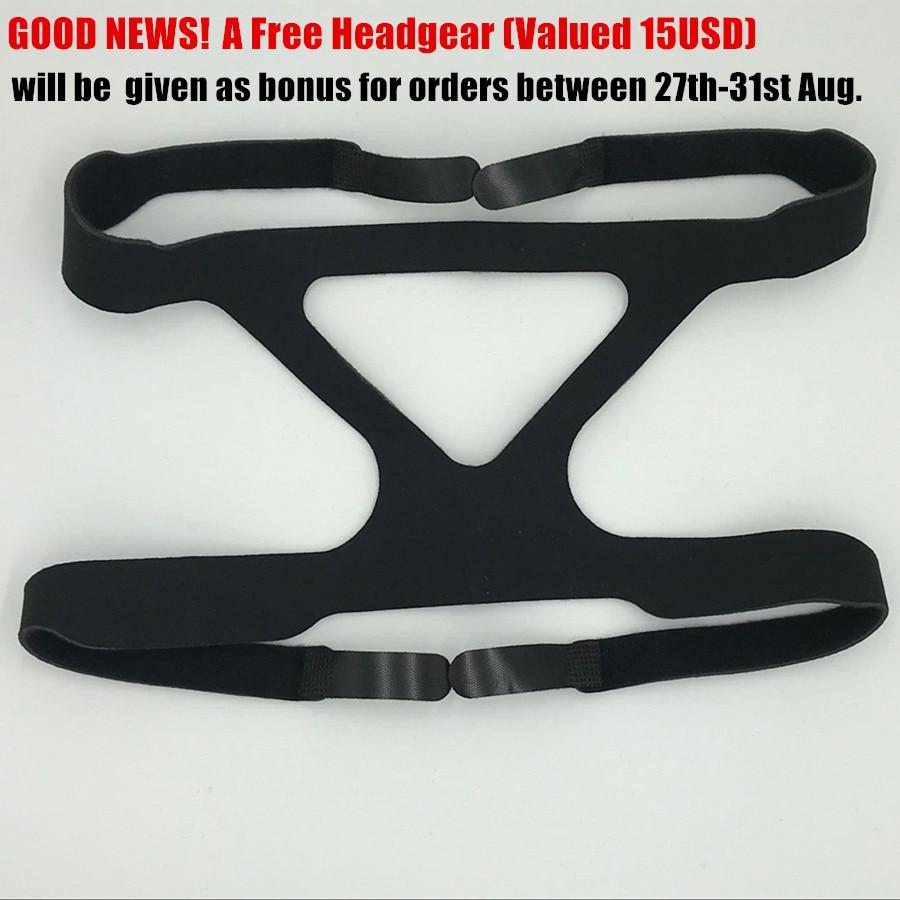 GI Portable CPAP Machine for Sleep Apnea OSAHS OSAS Snoring People With Free Mask Headgear Tube Bag SD Card Top Quality