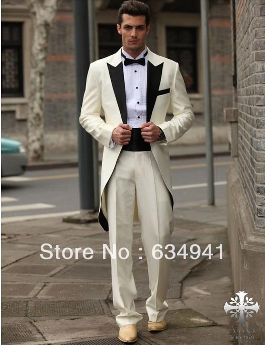Custom Western Wedding Long Style Groom Tuxedos Italian Mens Suits Mens Groomsmen Dress Smoking Suits Mens Tuxedo Blazer In Tuxedos From Weddings Events