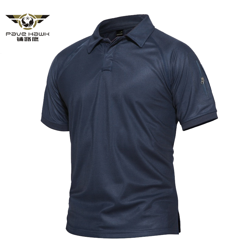 Men's Quick Dry Military   Polo   Shirt Breathable Army Camouflage Combat Tactical   Polo   Male Short Sleeve   Polo   Shirts Plus Size5XL