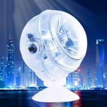 New Fish Tank LED Lighting Waterproof Underwater Spotlight Marine Night/Diving Light Aquarium Lamp Decoration Accessories BS