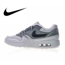 hot sale online ad838 7ca66 Nike Air Max 1 Pompidou Respirável dos homens Correndo Sapatos Sapatos de  Desporto Ao Ar Livre