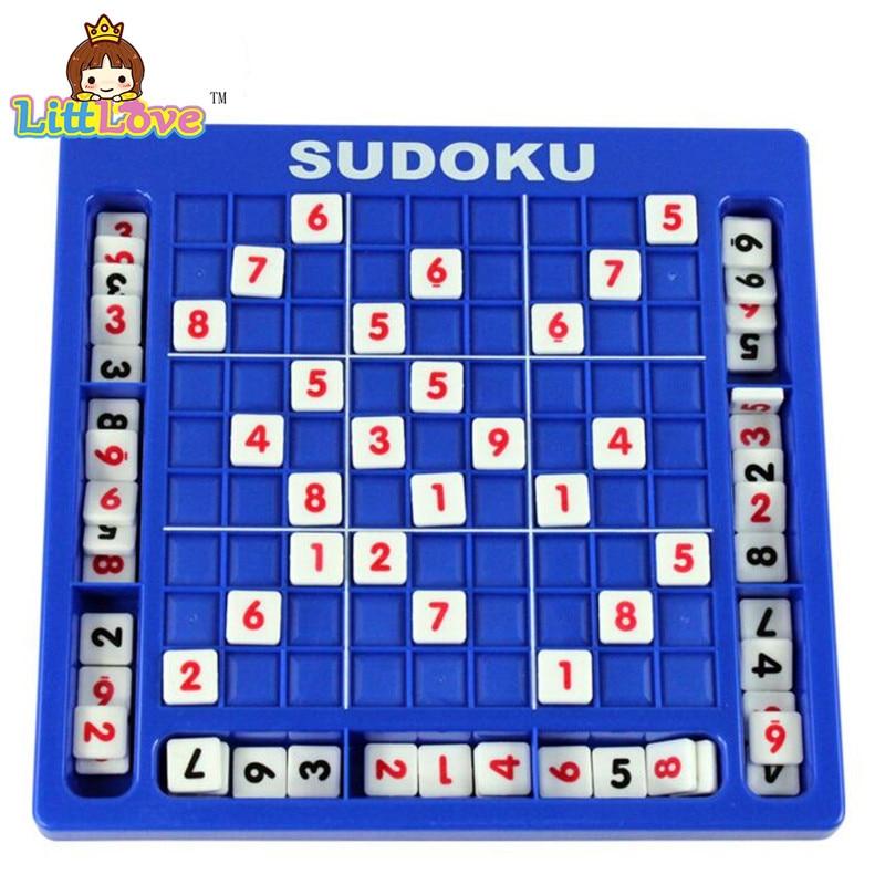 LittLove Sudoku Puzzles Cube Number Ойын балаларға - Ойындар мен басқатырғыштар - фото 2