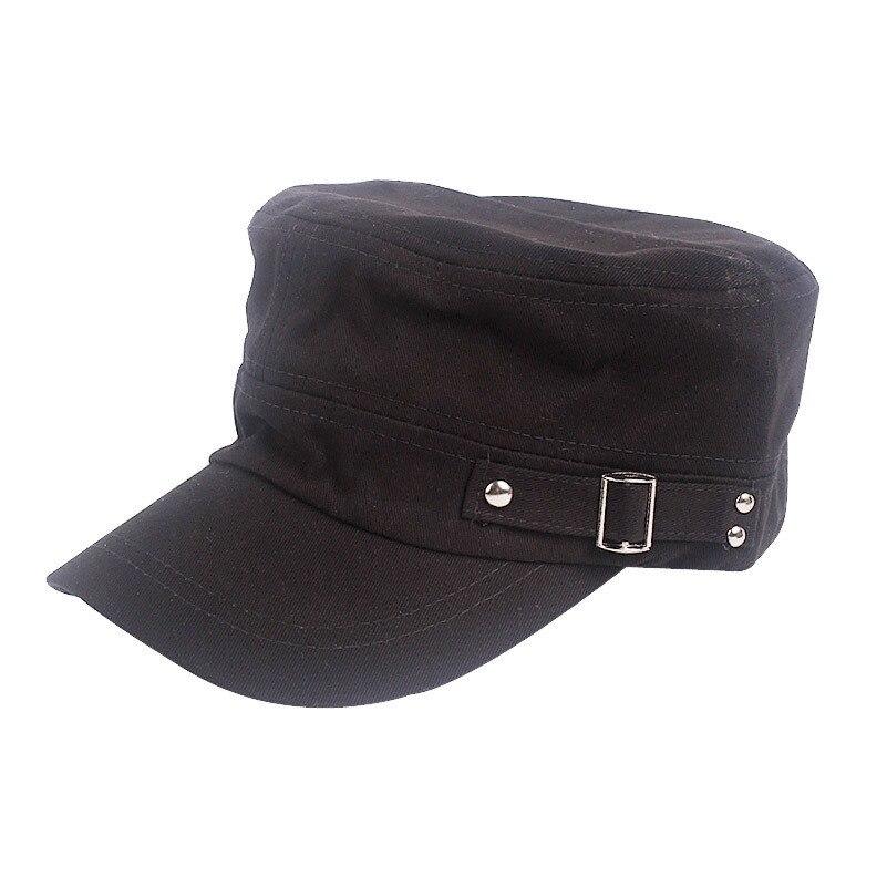 54 58 cm ajustable capitán Sailors capitán de la Marina canotaje sombrero  militar para los niños d0f91b57948