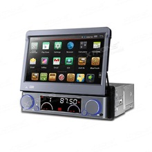 7 Quad Core Android 4 4 4 OS 1 Din Car DVD Single Din Car Radio