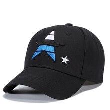 ФОТО 2018 new star embroidery adjustable casquette snapback baseball cap men women outdoor sport snapback hats bone hombre caps