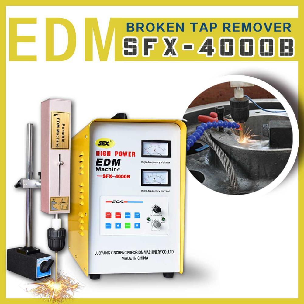 sfx 4000b spark eroder machine M2-M48 tap remover metal disintegrator,110Vsfx 4000b spark eroder machine M2-M48 tap remover metal disintegrator,110V