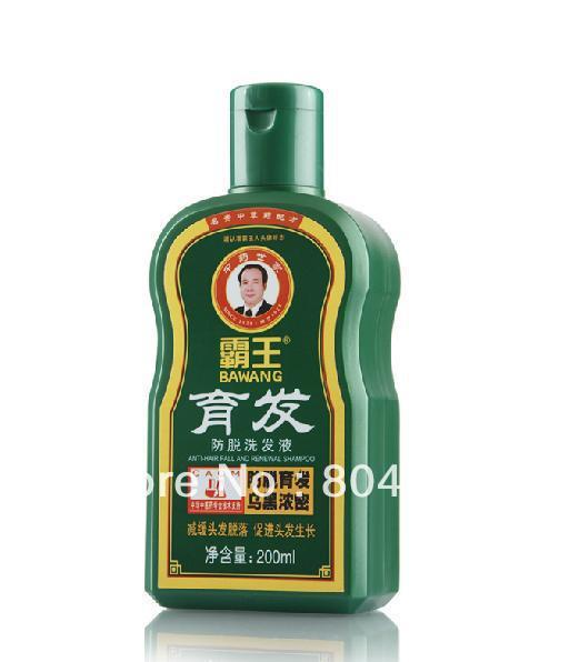 Hot 100% Original Bawang Anti caída del cabello champú 200 ml + Anti caída del cabello líquido 55 g. crecimiento del cabello