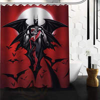 New Arrival Design For Harley Quinn Custom Shower Curtain 60 X 72 48 X 72