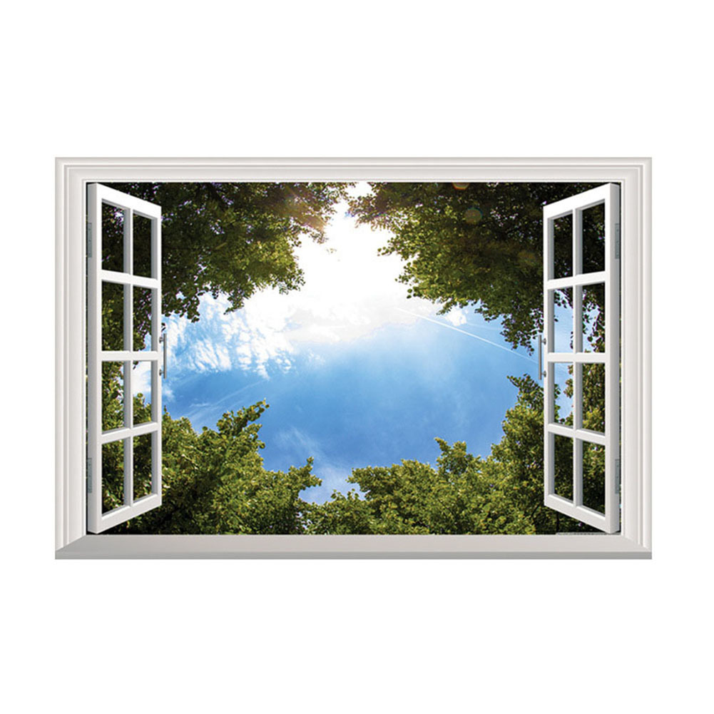 Medium Of Window Landscape Pictures