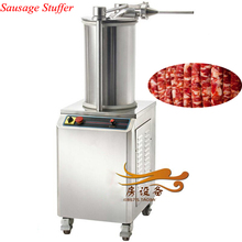 Automatic Hydraulic Sausage Stuffer Sausage FillerCommerical Sausage Meat Extruder Fill The Sausage Stuffing Machine SF-260 meat grinder vitek vt 3611 electric set auger sausage stuffing