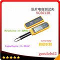 RC SMD Smart Multimeter Diode Capacitance Resistance Tweezers Mete VC6013B VICTOR6013B  chip capacitors Test Clips