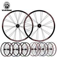26 inch bicycle wheel set mountain bike disc wheel wheels Aluminum Alloy wheel rim 1 pair