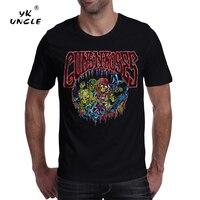 YK UNCLE Brand Guns N Roses T Shirts Men Character Printed Men S T Shirt O