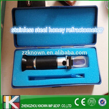 Handled honey refractometer tester/ beekeeping tool honey bee refractometer