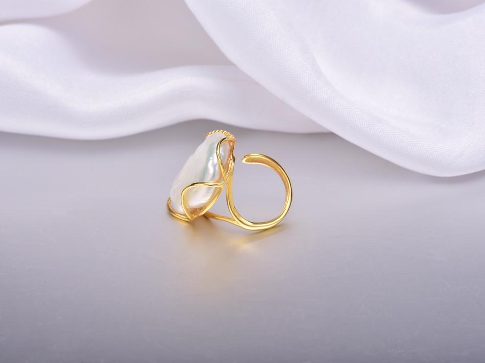 huge baroque pearl ring (8)