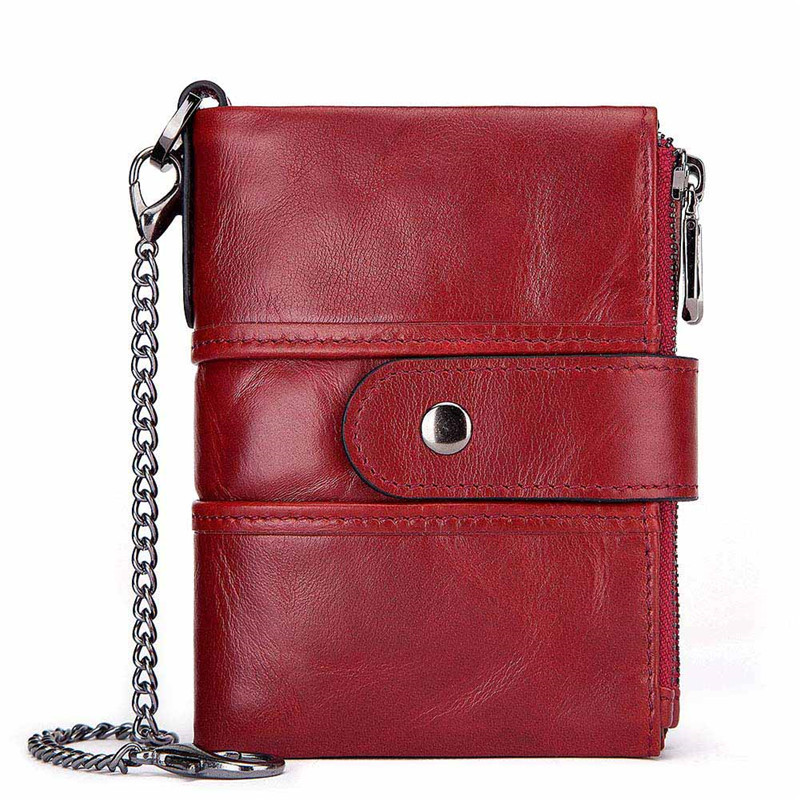 New Designer Small Wallets Women Cow Leather Phone Wallets Female Short Zipper Coin Purses Money Credit Card Holders Clutch Bags