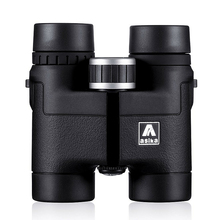 Big discount Asika 8×32 Compact Binoculars for Bird Watching HD Military Telescope for Hunting and Travel with strap High Clear Vision Black