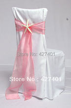 High Quality White Chiavari Polyester Chair Cover & Wedding Decoration & Party(China)