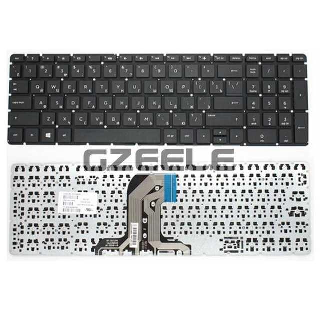 Russian Teclado NOVO para HP 15-ac 15-af 250 G4 G4 256 255 G4 RU teclado do laptop