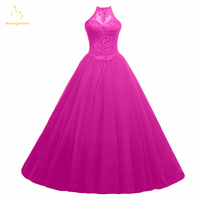 Bealegantom Red Royal Blue Quinceanera Dresses 2019 Ball Gown Beaded Sweet 16 Dress Vestidos De 15 Anos QA1383