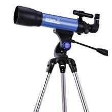 Best Buy BOSMA Refraction Type TZ80500AZ Professional Astronomical Telescope HD High  Adult Students Stargazing