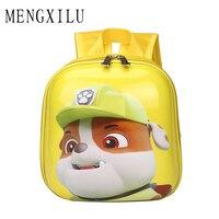MENGXILU Bonito Da Criança Kid Crianças Da Menina do Menino Dos Desenhos Animados 3D Saco de Escola Mochila Multifuncional mochila mochila Escola ortopédico