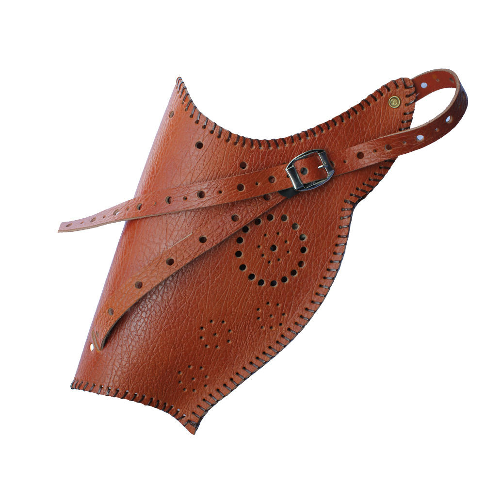 MAYARMS Archery Quiver Handmade Leather Quiver for Bow and