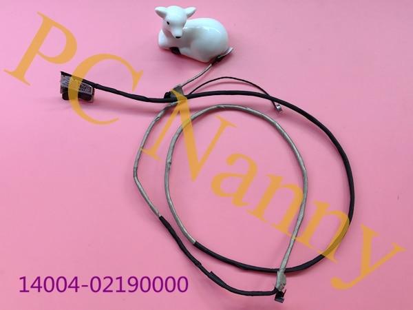 FOR ASUS TP500LA TP500 LVDS CABLE FLEX VGA LCD CABLE 14004-02190000