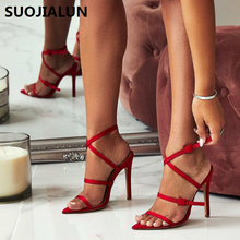 2019 Fashion Women Sandals Pumps Rome Classics Gladiator Thin High Heels Shoes Sexy Open Toe Party Wedding Sandals Shoes brand new rome gladiator sandals women 2017 mixed color flowers leather thick high heels wedding shoes woman open toe luxury