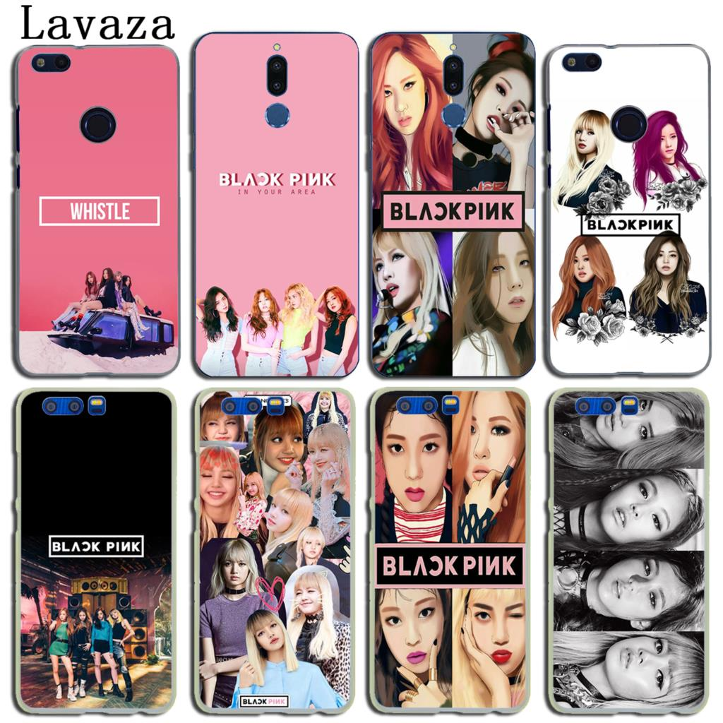 Lavaza BLACKPINK BLACK PINK collage Hard Case for Huawei Y6 Y5 Y3 II Y7 2017 Nova 2 Plus 2S 2i & Honor 9 8 Lite 7 7X 6 6A 6X