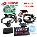 Mejor Camión Versión V4.024 V2.25 Firmware Programador Viruta del ECU Tunning OBD2 KESS V2 Gerente Sintonía Kit Maestro Versión FW 4.024