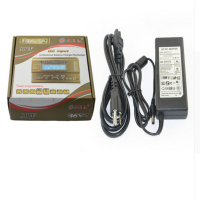 HTRC Imax B6 V2 80W 6A Digital RC Balance Charger Discharger For LiHV LiPo LiIon LiFe