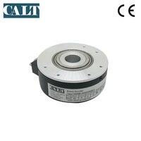 CALT 18mm eixo oco 1024 p/R 5 v line driver AA-BB-ZZ-óptico codificador rotativo com PC tomada GHH80-18J1024BML5