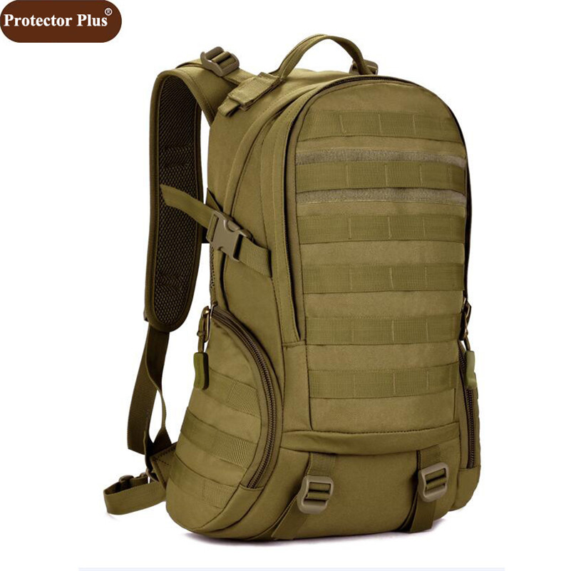 994152275d98 Protector Plus High Quality Waterproof Nylon Backpacks Men Camouflage Bags  Pack Large Military Backpack 2019 Free