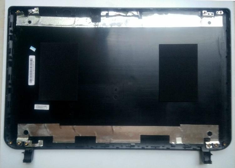 Toshiba Satellite үшін жаңа C55-B C55t-B ноутбуктары Артқы қақпақ жоғарғы қапшық қара K000889290 AP15H000100