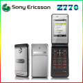 100% Original Unlocked Sony Ericsson Z770 GSM 2MP Bluetooh MP3 MP4 Player Refurbished Cell phone one year warranty